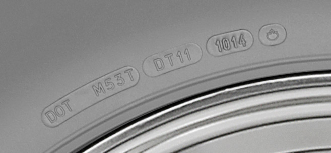 How to Read DOT Identification  BFGoodrich Truck Tires