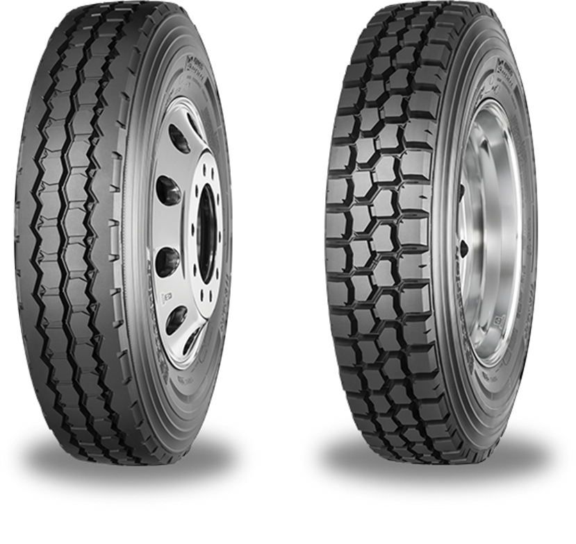 Cross Control tires