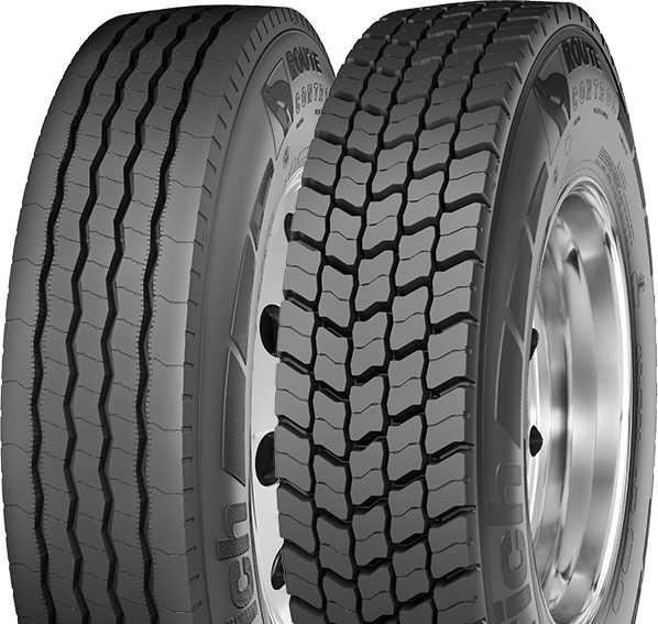 Route Control tires